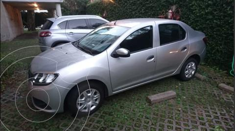 Renault Logan 1.6 Authentique Plus usado (2014) color Gris Estrella precio $899.000