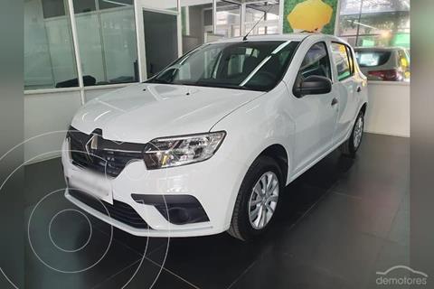 Renault Logan 1.6 Life nuevo color Blanco Glaciar financiado en cuotas(anticipo $250.000 cuotas desde $16.573)