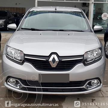 Renault Logan 1.6 Privilege usado (2016) color Gris precio $1.320.000