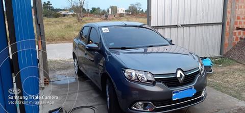 Renault Logan 1.6 Privilege Plus usado (2018) color Celeste precio $1.470.000