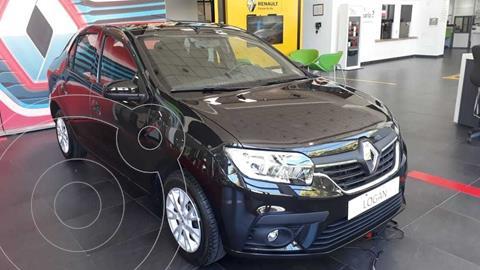 Renault Logan 1.6 Life nuevo color Negro Nacre financiado en cuotas(anticipo $850.000 cuotas desde $15.998)