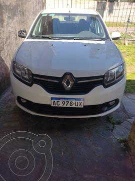 Renault Logan 1.6 Expression usado (2018) color Blanco precio $1.500.000