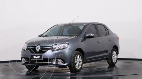 Renault Logan 1.6 Privilege Plus usado (2017) color Gris Acero precio $1.250.000