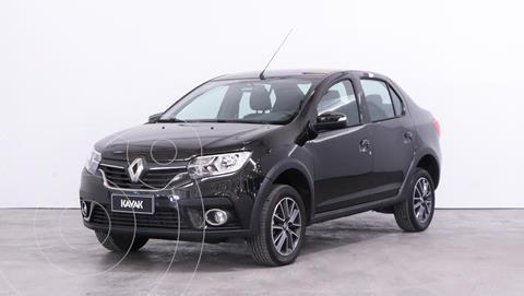 Renault Logan 1.6 Intens usado (2020) color Negro Nacre precio $1.920.000