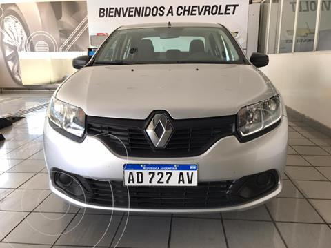 Renault Logan 1.6 Authentique usado (2019) color Gris Claro precio $1.100.000