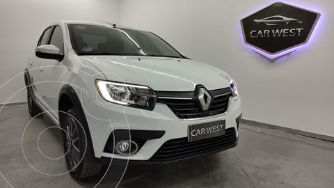 Renault Logan 1.6 Intens CVT usado (2020) color Blanco Glaciar precio $2.195.000