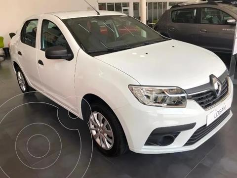Renault Logan 1.6 Life nuevo color Negro Nacre precio $1.830.000