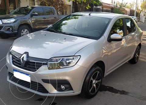 Renault Logan 1.6 Zen usado (2020) color Gris Acero precio $1.970.000