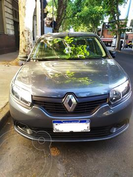 Renault Logan 1.6 Authentique usado (2019) color Gris precio $650.000