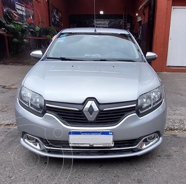 Renault Logan 1.6 Privilege usado (2019) color Plata precio $1.450.000