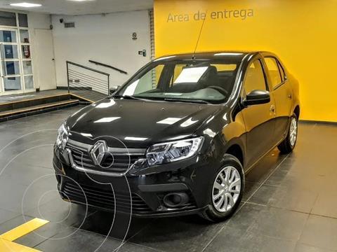 Renault Logan 1.6 Life nuevo color Negro financiado en cuotas(anticipo $300.000 cuotas desde $22.100)
