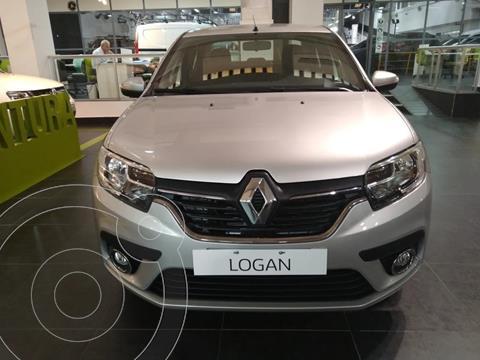 Renault Logan 1.6 Life nuevo color Gris Estrella financiado en cuotas(anticipo $200.000 cuotas desde $16.500)