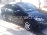Renault Logan 1.6 Expression usado (2015) color Negro Nacre precio $570.000