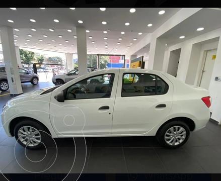 Renault Logan 1.6 Life nuevo color Blanco Glaciar financiado en cuotas(anticipo $290.000 cuotas desde $22.100)