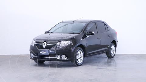Renault Logan 1.6 Privilege usado (2019) color Negro Nacre precio $1.360.000