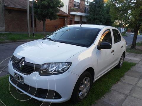 Renault Logan 1.6 Authentique Pack II usado (2015) color Blanco Glaciar precio $750.000