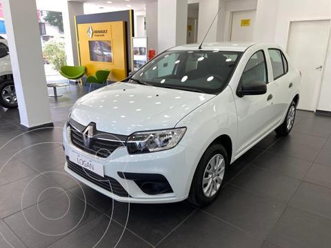 Renault Logan 1.6 Life nuevo color Blanco financiado en cuotas(anticipo $300.000 cuotas desde $13.280)