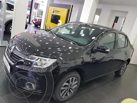 Renault Logan 1.6 Intens nuevo color Negro financiado en cuotas(anticipo $430.000 cuotas desde $22.100)