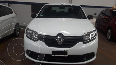 Renault Logan 1.6 Authentique Plus usado (2014) color Blanco Glaciar precio $1.050.000