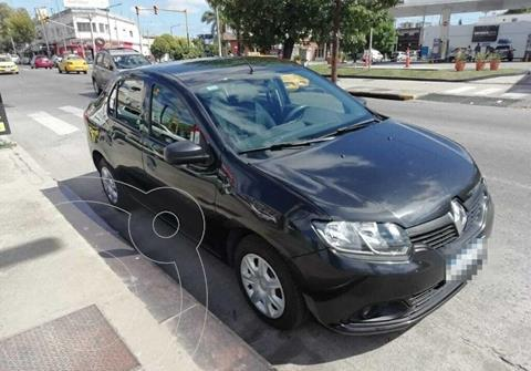 Renault Logan 1.6 Authentique usado (2018) color Negro precio $1.190.000