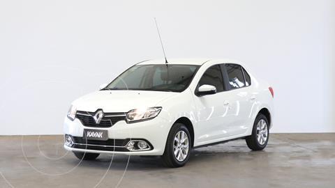 Renault Logan 1.6 Privilege usado (2017) color Blanco Glaciar precio $1.240.000