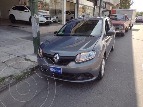 Renault Logan 1.6 Authentique usado (2014) color Gris Oscuro precio $550.000