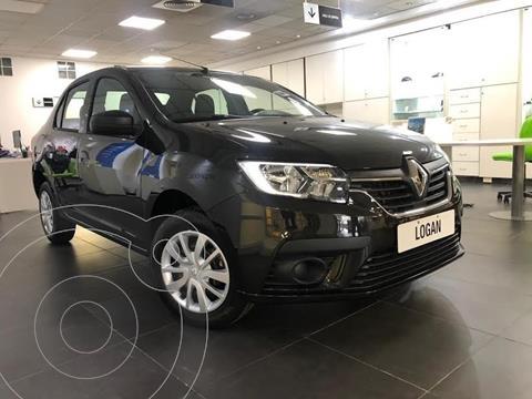 Renault Logan 1.6 Life nuevo color Negro financiado en cuotas(anticipo $300.000 cuotas desde $13.300)