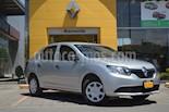 Foto venta Auto usado Renault Logan Authentique (2017) color Gris Acero precio $155,000
