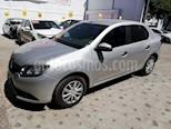 Foto venta Auto usado Renault Logan Authentique (2017) color Plata precio $135,000