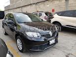 Foto venta Auto usado Renault Logan Authentique (2018) color Negro precio $138,000