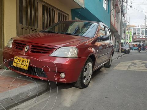 Renault Logan Expression usado (2008) color Rojo precio $16.000.000