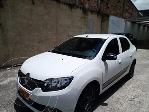 Renault Logan Life Polar usado (2020) color Blanco precio $35.000.000