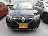 Renault Logan 1.6L Expression Ac usado (2018) color Negro precio $31.000.000