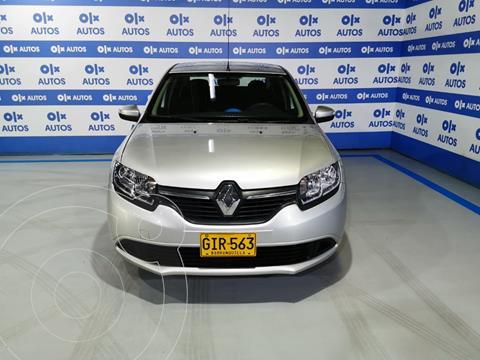 Renault Logan Life Plus usado (2020) color Plata financiado en cuotas(anticipo $5.000.000)