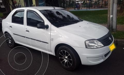 Renault Logan Familier usado (2016) color Blanco precio $23.500.000