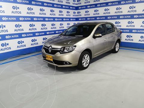 Renault Logan Intens Aut  usado (2018) color Gris Cometa financiado en cuotas(anticipo $4.000.000)