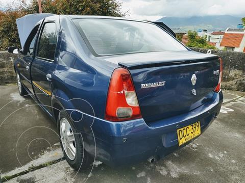 Renault Logan 1.6 Dynamique AA Mec 4P usado (2009) color Azul precio $13.000.000