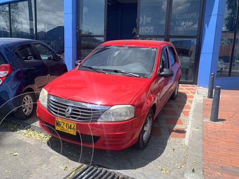 Renault Logan Expression usado (2013) color Rojo Pavot financiado en cuotas(anticipo $3.000.000 cuotas desde $593.000)