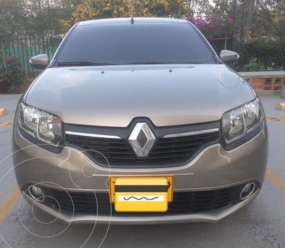 Renault Logan Dynamique usado (2016) color Gris Beige precio $32.000.000