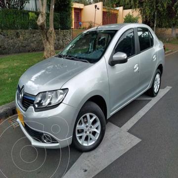 Renault Logan Privilege Aut usado (2018) color Plata precio $37.900.000