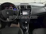 Foto venta Auto usado Renault Logan Dynamique Aut (2017) color Gris Acero precio $149,000
