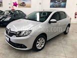 Foto venta Auto usado Renault Logan Dynamique (2017) color Plata precio $150,000