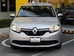 Foto venta Auto Seminuevo Renault Logan Dynamique (2017) color Gris precio $190,000
