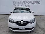 Foto venta Auto usado Renault Logan Expression Aut (2016) color Blanco Glaciar precio $130,000