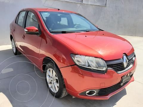 Renault Logan Dynamique usado (2017) color Rojo precio $172,530