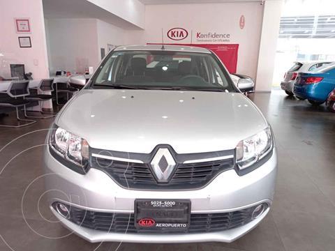Renault Logan Intens usado (2019) color Plata precio $190,000