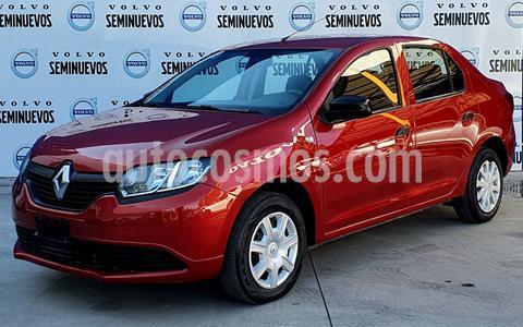 Renault Logan Authentique usado (2017) color Rojo precio $145,000