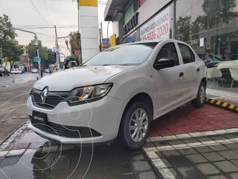 Renault Logan Authentique usado (2017) color Blanco precio $135,000