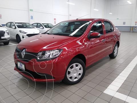 Renault Logan Authentique usado (2017) color Rojo precio $135,000