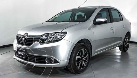 Renault Logan Intens usado (2019) color Plata precio $194,999